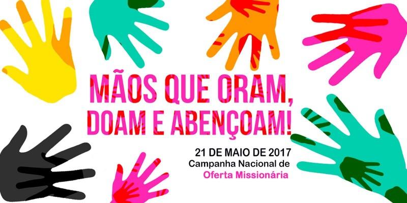 Oferta Missionária 2017