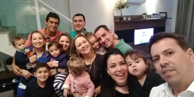 CÉLULA DE CASAIS ALIANÇA