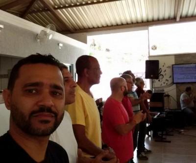 Retiro de Homens 2017 - Foto 7