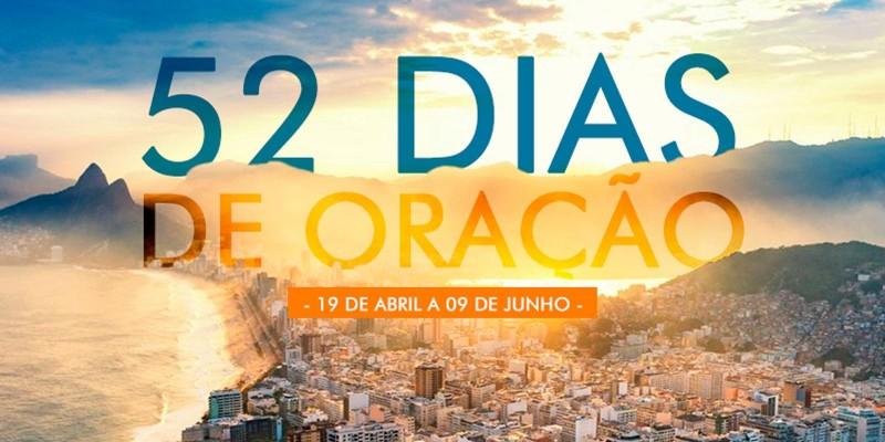 52 Dias de Oração