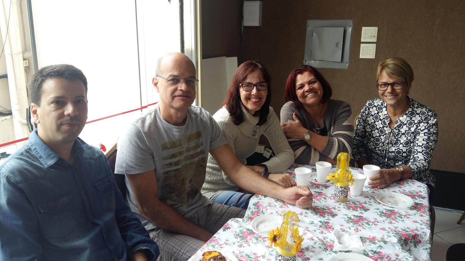 Café da Manhã das Famílias