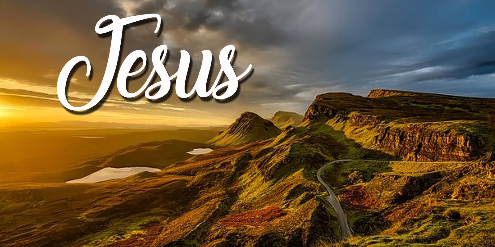JESUS – NESSE NOME HÁ SALVAÇÃO!